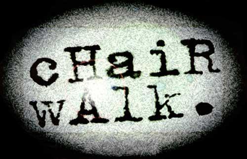 cHaiRwAlk. Logo